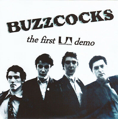 """Buzzcocks - The First 1977 UA Demo 7"""" / HOLLAND SLEEVE Variant 100 COPIES ONLY!"""