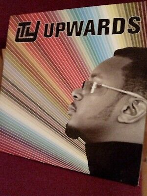 Ty - Upwards Vinyl LP