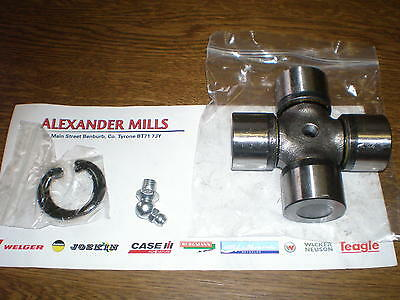 PTO Shaft Universal Joint U Joint 30x80mm 5.41 41205 Agri Hardi Spicer Type