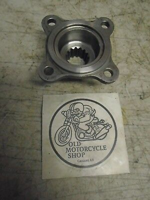 1977 Yamaha Xs750 Rear Bearing Housing