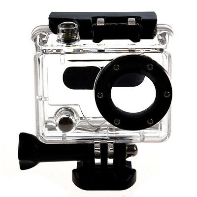 Waterproof Dive Housing Case Skeleton With Lens For Gopro Hero 2 Camera P9J8