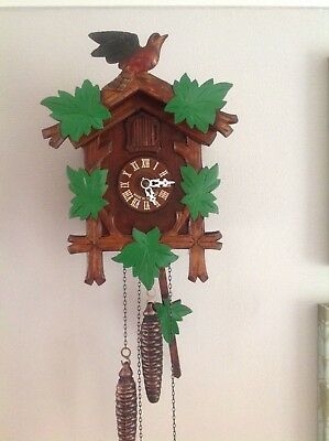 German Cuckoo Clock working order