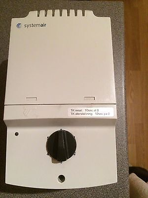 SYSTEMAIR 5001 RTRE 7 - Transformer controller-with motor protection cost £400+