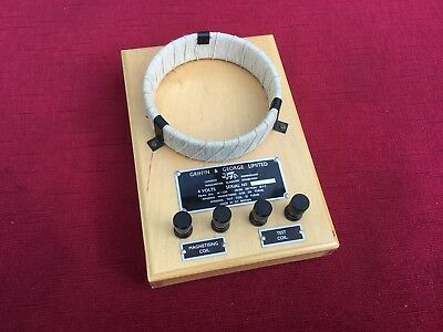 A Griffin & George Coil Tester Instrument ?