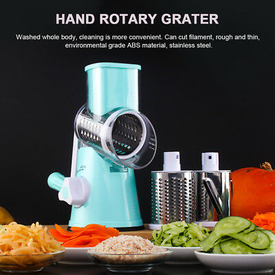 Multi-function Chopper Manual Rotating Grater Vegetable Cutter Kitchen Tool