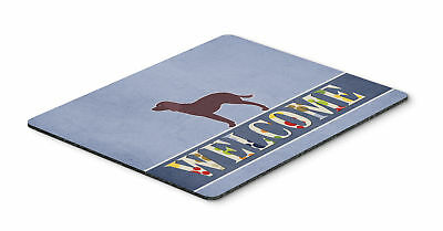 American Water Spaniel Welcome Mouse Pad, Hot Pad or Trivet