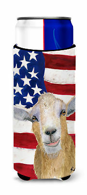 USA American Goat Ultra Beverage Insulators for slim cans