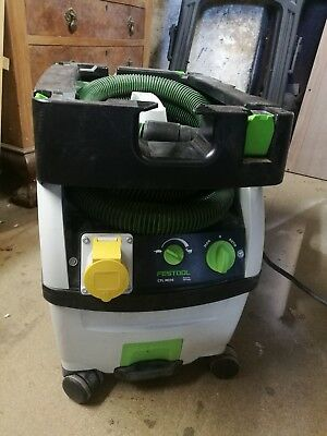 Festool ctl midi dust extractor 110v