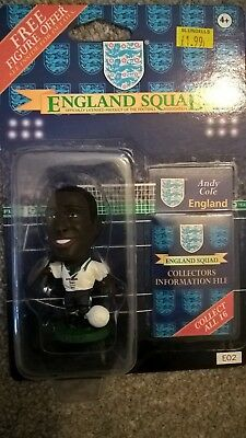 Andy Cole England E02 Corinthian Blister Pack Prostars