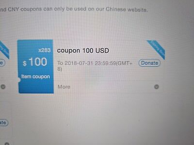 $100 Bitmain Coupon for Antminer S9, T9+, L3+, X3, A3, D3 Exp 7/ 31