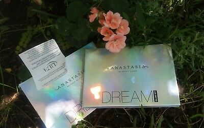 Anastasia DREAM Glow Kit Highlight Palette NEW -100 % AUTHENTIC. READ!!!