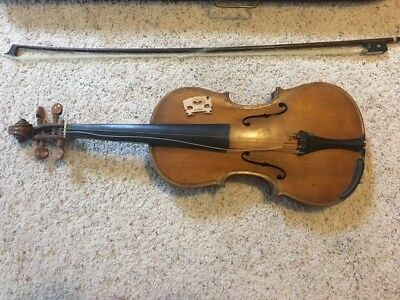 Antique Violin Very Nice Very Old