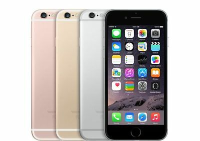 Apple iPhone 6S 16GB/ 32GB/ 64GB/ 128GB Multiple Colors Unlocked Smartphone *z