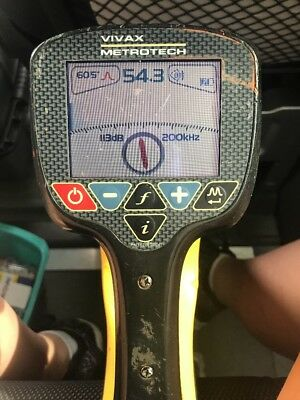 Metrotech Vivax vLocPro cable pipe locator works great!