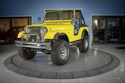 Jeep CJ  1978 Used Manual