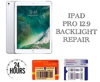 IPAD Pro 12.9 A1652 Backlight Repair Service