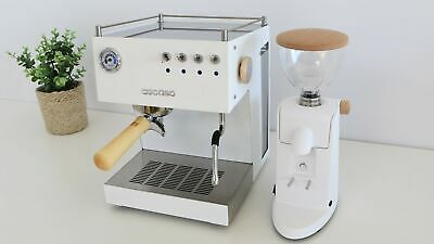 Ascaso Uno 1 Group  & iMini 2 Grinder Combo