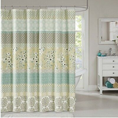 Madison Park Serene Shower Curtain E Co Ltd DBA JLA Home MP70 4862