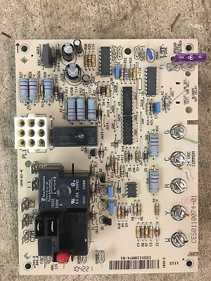 Carrier Bryant Payne CESO110074-01 CES0110074-01 Furnace Control Circuit Board