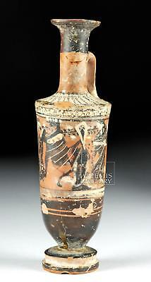 Greek Attic Black-Figure Lekythos, ex-Bonhams Lot 22