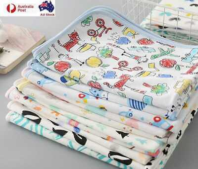 New Baby Infant Waterproof Urine Mat Changing Pad Cover Change Mat - 32cm*45cm