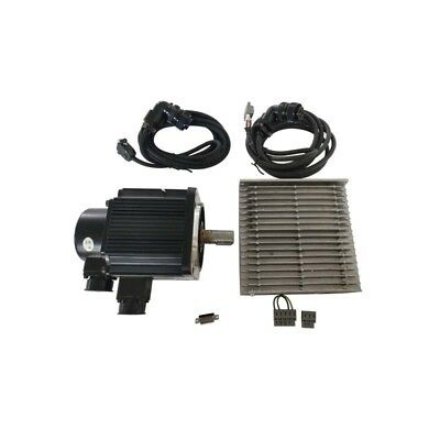 1KW  5Nm 2000R/Min AC Servo Motor & Driver Kit Absolute 220V New Arrival