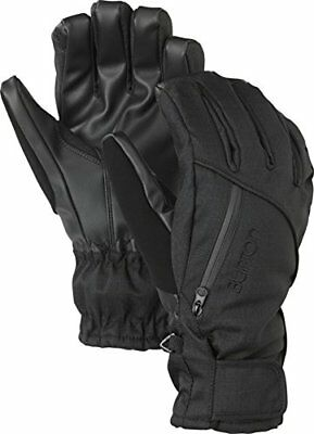 NWT Burton Women's Baker Ski Snowboard 2 In 1 Under Gloves Black Size Large L