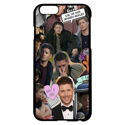 Personalized case - Jensen Ackles Supernatural case - iphone , samsung and etc