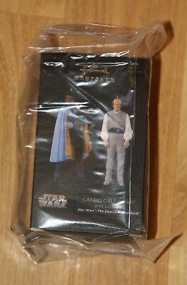 New 2018 SDCC Hallmark Star Wars Lando And Lobot Ornament Exclusive **IN HAND**