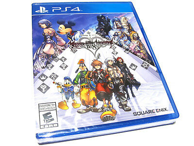 Kingdom Hearts HD 2.8: Final Chapter Prologue (PlayStation 4) PS4 II.8 - NEW!