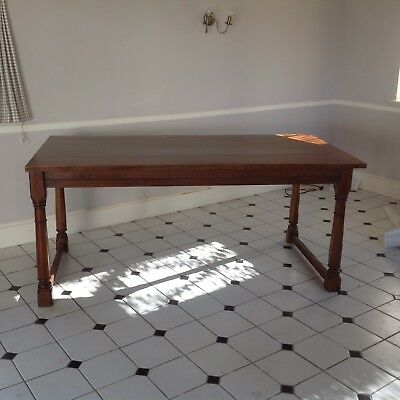 Fruitwood French Farmhouse DiningTable Great condition