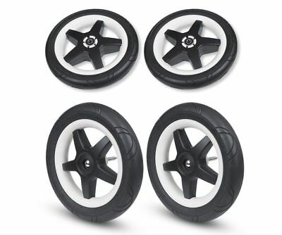 Bugaboo Donkey(all) Foam-filled Wheels Replacement Set