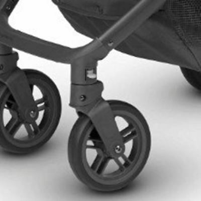 UppaBaby 2018 Cruz Front Star Wheel Carbon (Each)