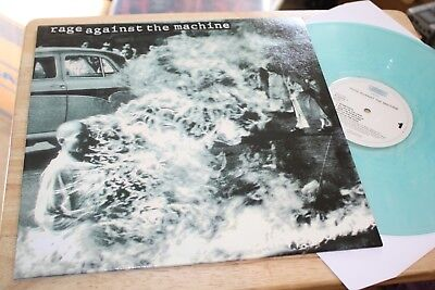 Rage Against The Machine - Epic Legacy EU 1st Press Color Reissue - Funk Metal