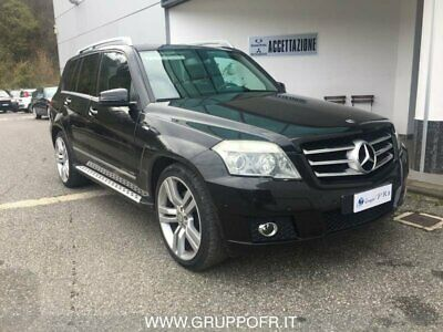 Mercedes-Benz GLK Classe (X204) 220 CDI 4Matic BlueEFFICIENCY Sport