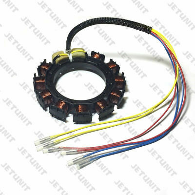 MERCURY outboard 16 amp Stator 40-125hp 2,3&4 CYLINDER 174-9710K1 398-818535A18