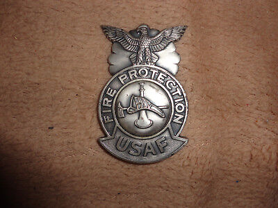 USAF Fire Protection Abzeichen