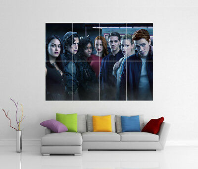 Riverdale Series Giant Wall Art Print Poster