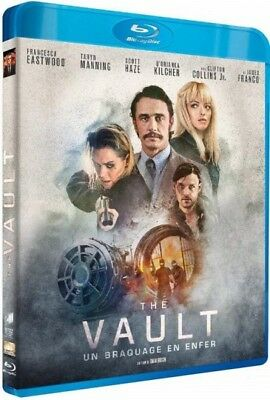 The vault BLU-RAY NEUF SOUS BLISTER