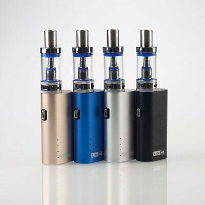 40W Electronic Tube Vape E Pen Cigarette 2200mAh Battery Vapor Kit 3ml Vaporizer