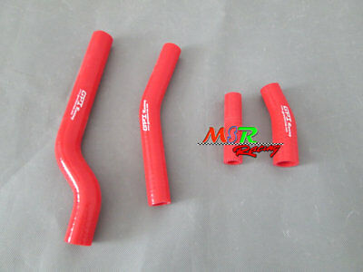 for 2003-2009 YAMAHA YZF450 YZ450F WR450 silicone radiator hose RED