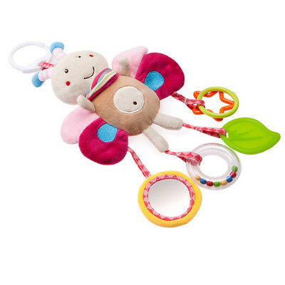 Born Baby Infant Toys Animal Bed & Baby Stroller Hanging Bell Bed Toy LH
