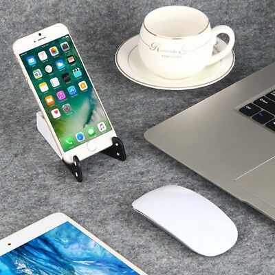 V-Shape Stand Holder Mount Foldable Cell Phone for Smartphone Table LH