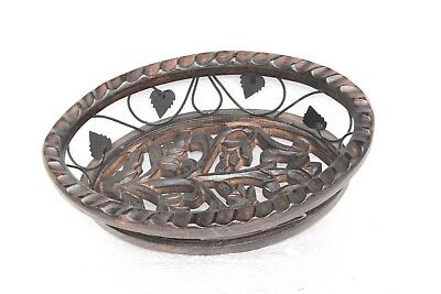 New Wooden Iron Handcrafted Swing Jhula Home Decor U 26 164 94