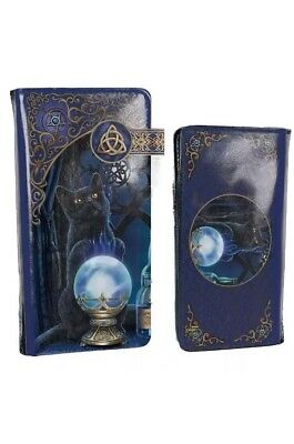 Lisa Parker embossed purse/wallet featuring the Witches Apprentice.
