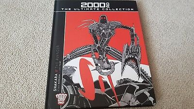 2000 Ad The Ultimate Collection - Shakara The Avenger