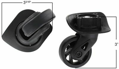 Samsonite Replacement luggage wheel For Spin Tech 2.0 Hardside 25in or 29in
