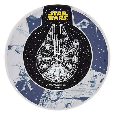 STAR WARS wireless charger Millennium Falcon iPhone X / 8 / 8 Plus Galaxy S6