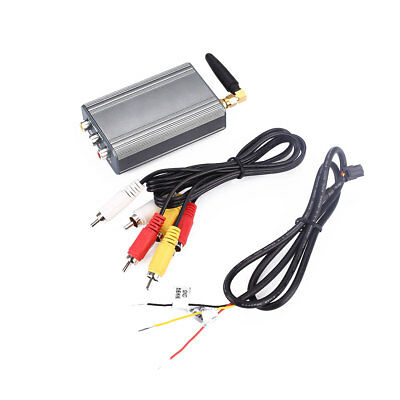 Car Auto 12V Wifi Miracast Screen Mirroring Box For IOS Android Display 5D0F
