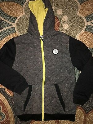 Shawn White hoodie boys size  large L Bright Color